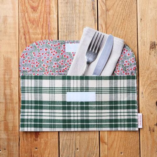 Pochette range serviette en...